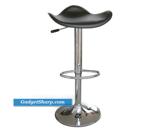 Homestyle BS1002 Adjustable Height Bar Stool