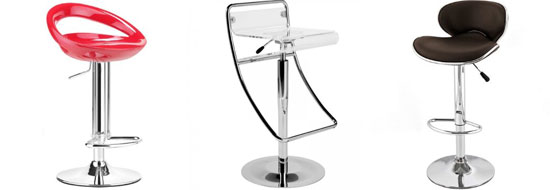 contemporary Bar Stool Designs for your Stylish Home