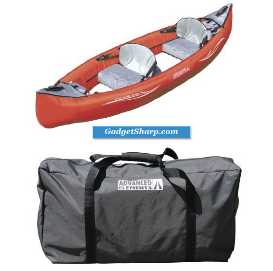 Advanced Elements Straight Edge Inflatable Canoe