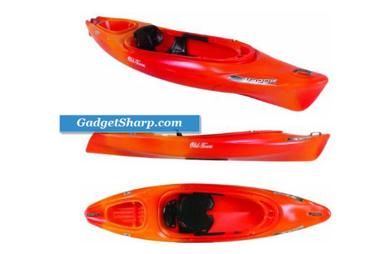 Old Town Canoes and Kayaks 10 Vapor Recreational Kayak