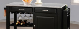 10 Modern Mobile Kitchen Carts for your Home