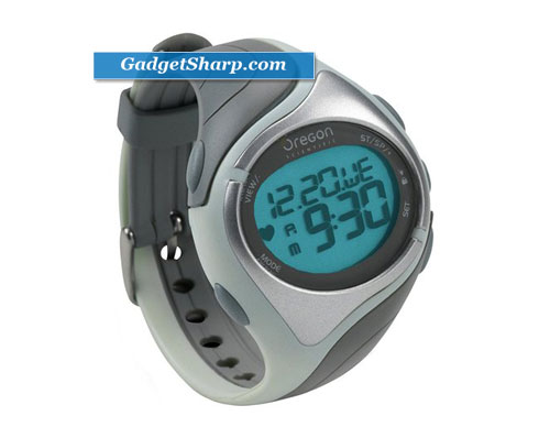 Oregon Scientific SE138 Strap-Free Heart Rate Monitor