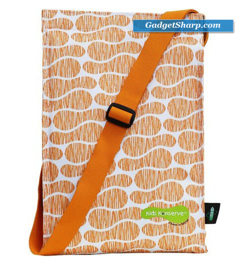 Kids Konserve Beach Insulated Lunch Sack