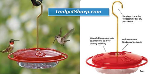 Mini Hummzinger Hummingbird Feeder