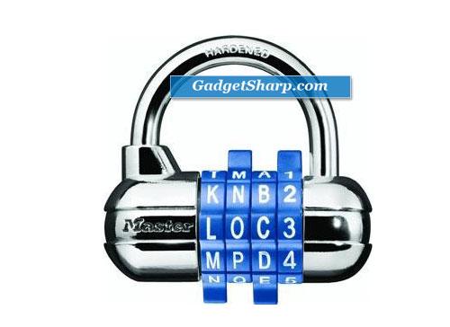 Master Lock Password Plus Combo Lock