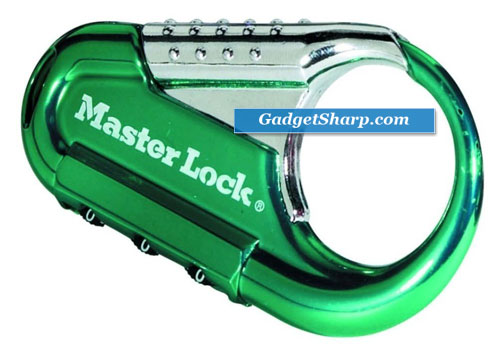Set-Your-Own Combination Lock
