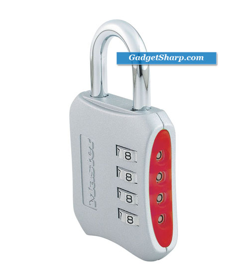 Set-Your-Own-Combination 2-Inch Padlock