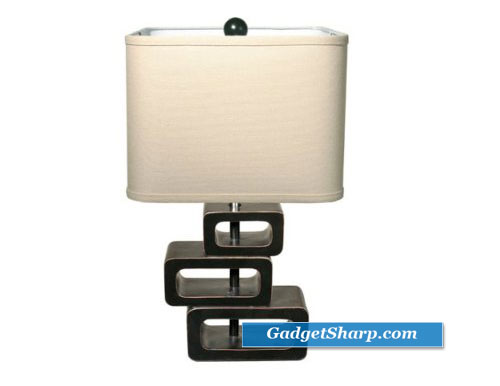 Exotic Retreat Table Lamp
