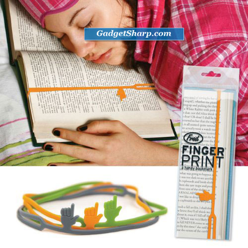 Fingerprint Bookmark