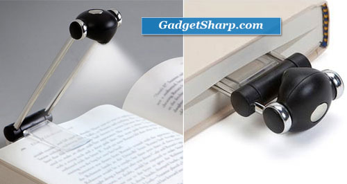 Bookmark Book Light