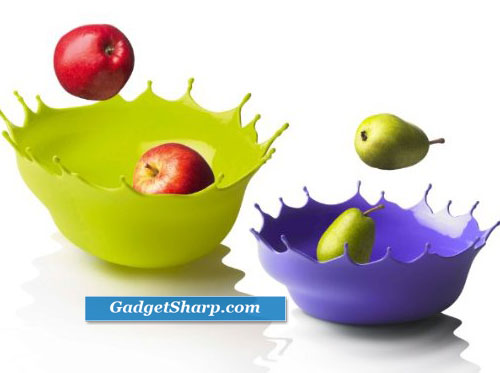Menu Dropp! Fruit Bowl