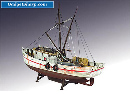 11 realistic ship model kits for your spare time gadget sharp - Spare time gadgets ...