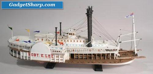 1/163 Robert E. Lee Steamboat