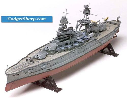 1:426 Uss Arizona Battleship