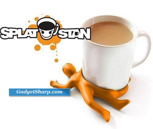 Splat Stan - Silicone Drink Coaster