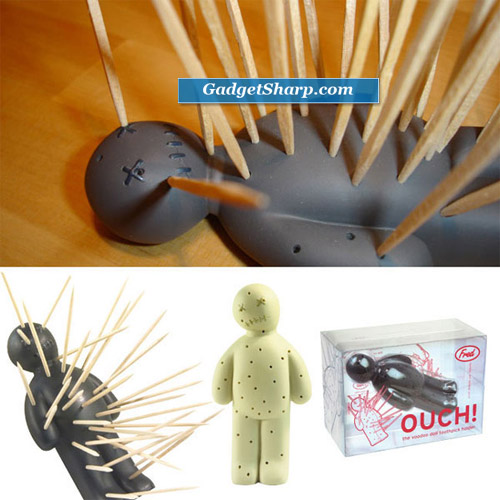 Fred Ouch Toothpick Holder
