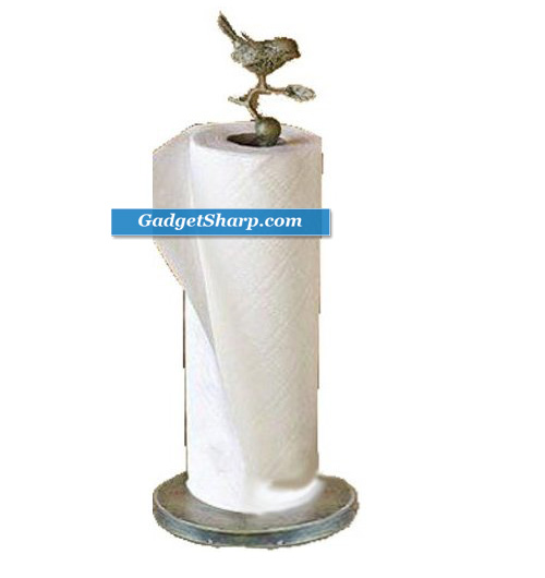 America Retold Paper Towel Holder