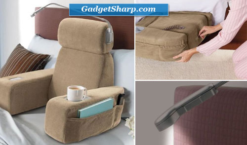 7 Multifunctional Bed Pillows For Reading In Bed Gadget