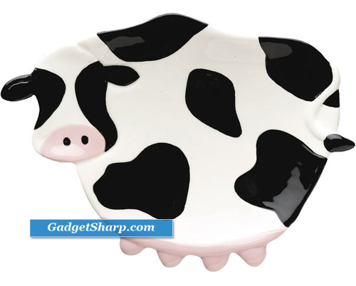 Udderly Cows Spoonrest