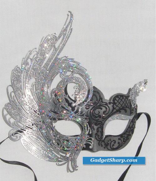 Venetian Carnival Masquerade Mask