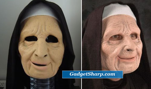 The Town Nun Mask