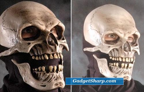 Death Skull Mask