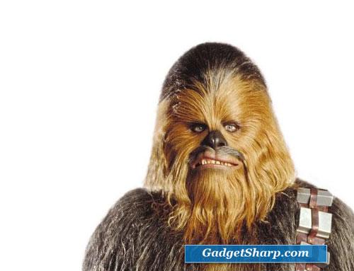 Chewbacca Halloween Mask
