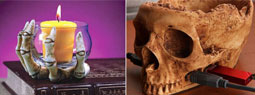 16 Cool and Unusual Skeleton/Skull Inspired Designs