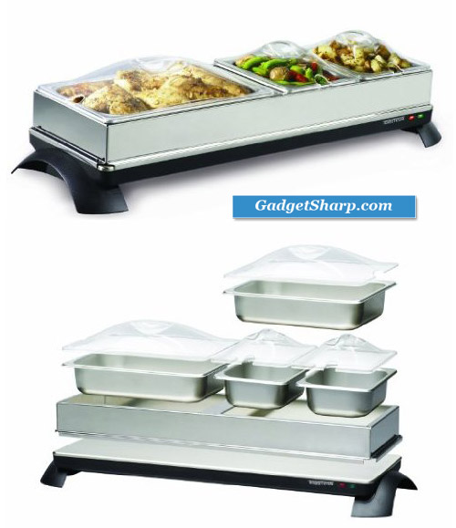 Warmers and Chafing Dishes