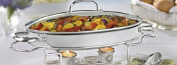 9 Warmers and Chafing Dishes for your Party