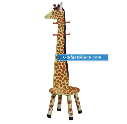 Designs Inspired by Giraffe