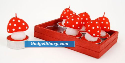 Mushroom Shaped Products