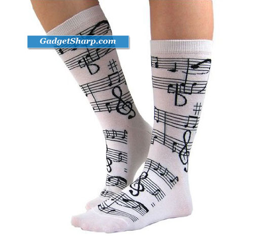 Musical Notes Inspired Products