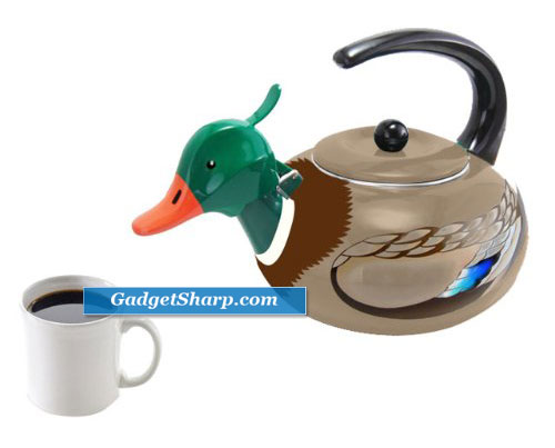 Duck Shaped Product