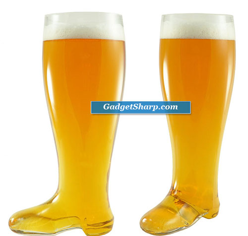 Cool And Unusual Beer Glasses Gadget Sharp