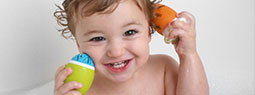 7 Useful and Playful Kids Bathing Accessories