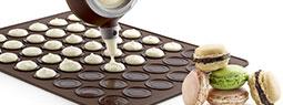 7 Premium Silicone Baking Molds