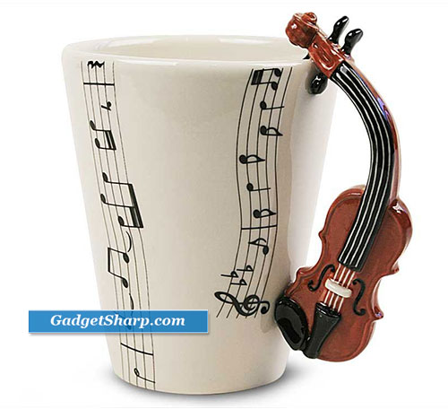 Music Inspired Kitchen Accessories