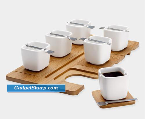 Espresso Set Designs