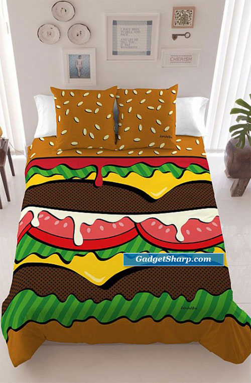 Cool Bedding Designs