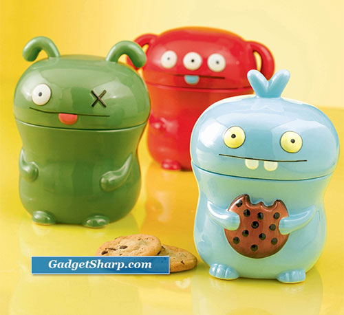 Uglydoll Ceramic Cookie Jar
