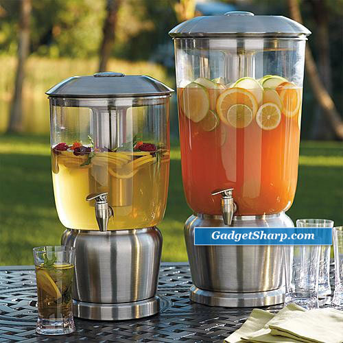 Beverage Server and Dispenser
