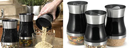 Useful and Cool Food Storage for Your Convenience
