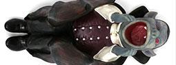 Vampire Guzzler Wine Holder Figurine