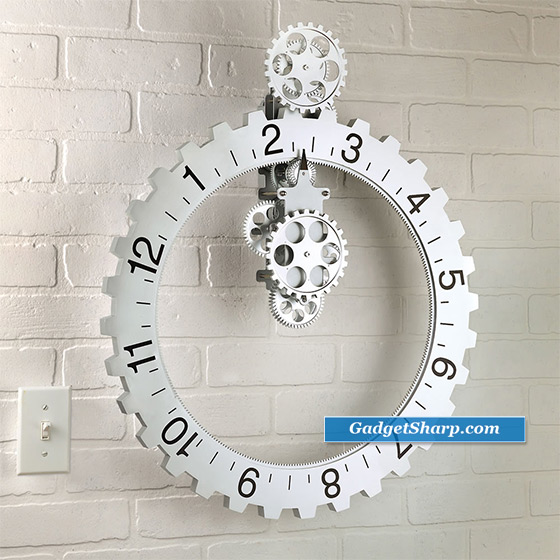 Cool Clocks Designs from Kikkerland