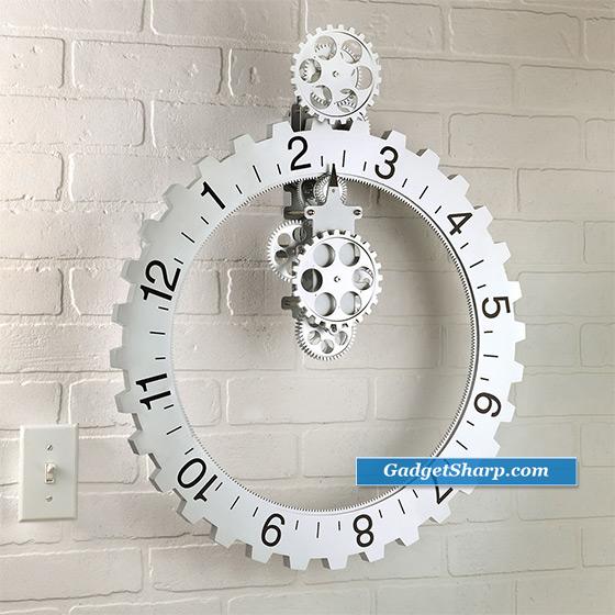 Cool Clocks Designs from Kikkerland