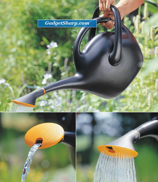 Cool Watering Can for Efficiently Plant Watering