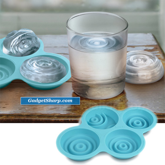 3 Cool Ice Tray and Ice Mold Designs