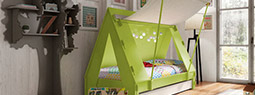 Creative and Playful Kids' Beds