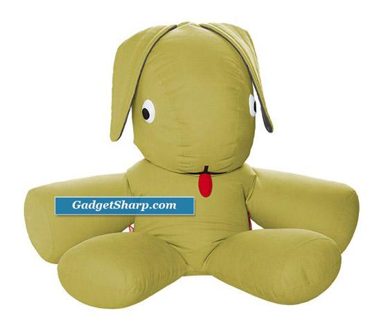 Cute Beanbag Bunny by fatboy